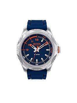 hugo-boss-hugo-boss-orange-honolulu-blue-dial-blue-silicone-strap-men-watch