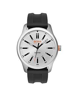 hugo-hugo-boss-orange-dublin-silver-dial-black-silicone-strap-mens-watch