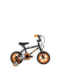 sonic-scamp-boys-bike-10-inch-frame