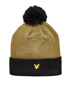 lyle-scott-fitness-lyle-amp-scott-fitness-bobble-beanie