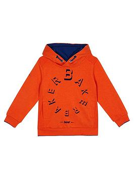 baker-by-ted-baker-boys039-orange-logo-print-hoodie