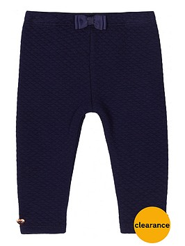 baker-by-ted-baker-baby-girls039-navy-quilted-leggings