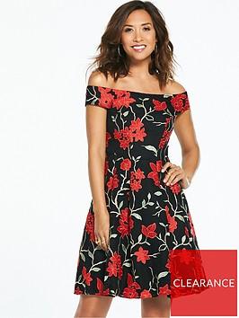 myleene-klass-embroidered-lace-prom-dress