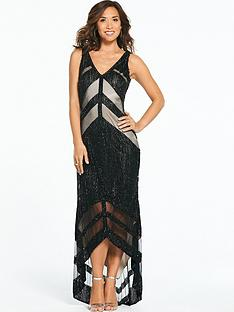 myleene-klass-embellished-maxi-dress