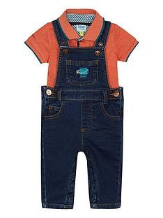 baker-by-ted-baker-baby-boys-denim-dungarees-amp-polo-outfit