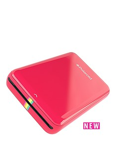 polaroid-zip-instant-printer-with-zink-zero-ink-printing-technologynbsp--red