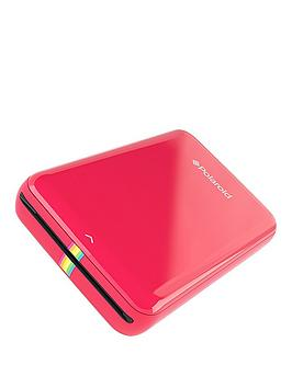 polaroid-zip-instant-printer-with-optional-50-pack-of-2-x-3-inch-premium-zink-paper-pink