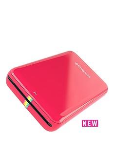 polaroid-zip-instant-printer-with-zink-zero-ink-printing-technology-50-pack-2-x-3-inch-premium-zink-paper-red