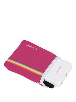 polaroid-neoprene-case-for-polaroid-zip-instant-printernbsp--pink