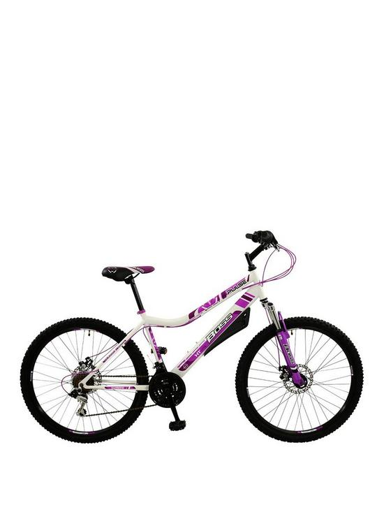 Boss Cycles Pulse Front Suspension Ladies Mountain Bike 16 inch ...