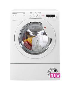 Hoover Link HLC8LG 8kgLoad Condenser Tumble Dryer - White