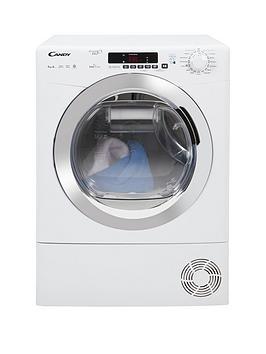candy-grand-o-vita-smart-gvsh9a2dce-9kgnbsploadnbspheatnbsppump-tumble-dryer-whitechrome