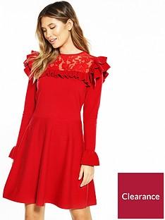 v-by-very-lace-yoke-ruffle-detail-dress