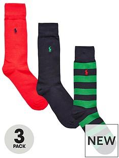 polo-ralph-lauren-3pk-plainstripe-sock
