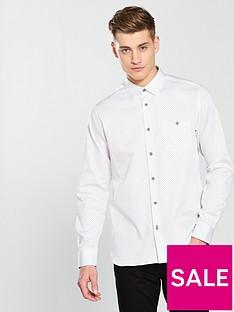 ted-baker-ls-contrast-pocket-shirt