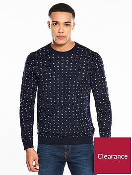 ted-baker-patterned-jumper