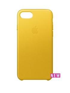apple-iphone-7-leather-case-sunflower