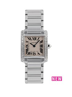 cartier-cartier-pre-owned-ladies-steel-tank-francaise-watch-diamond-set-ref-w51008q4