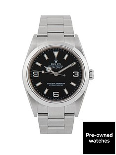 rolex-rolex-pre-owned-gents-explorer-i-watch-ref-14270