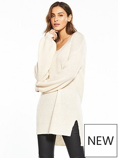 v-by-very-ring-strap-back-detail-tunic