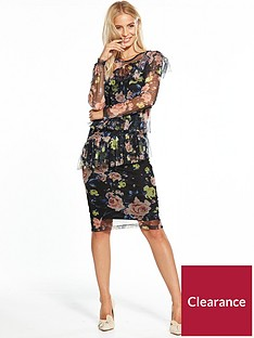 v-by-very-mesh-floral-midi-dress
