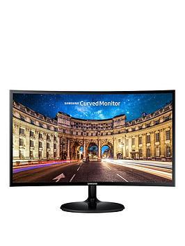 Samsung 390Fu Display 24 Inch Curved Monitor