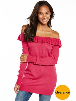 v-by-very-frill-bardot-tunic