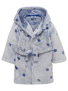 mini-v-by-very-boys-blue-star-robe