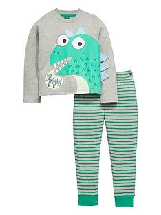 mini-v-by-very-boys-3d-dinosaur-pyjamas