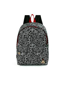 paul-frank-monochrome-backpack