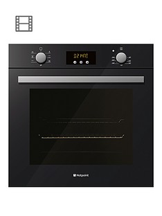 hotpoint-elegancenbspbq63knbsp60cmnbspbuilt-in-single-electric-oven-black