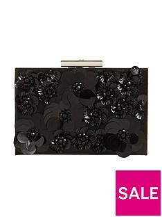 phase-eight-flora-black-box-clutch