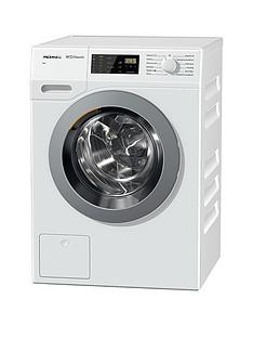 Miele WDB030 ECO 7kgLoad, 1400 Spin Washing Machine with Honeycomb Drum - White