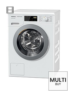 miele-wdd020-ecoplusnbspamp-comfort-8kgnbspload-1400-spin-washing-machine-with-honeycomb-drum--nbspwhite