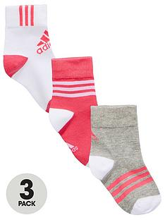 adidas-pack-of-3-girls-socks