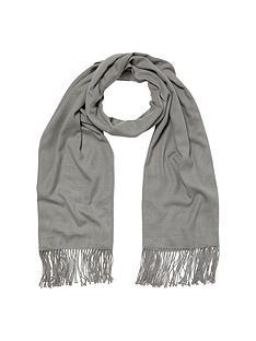 river-island-mid-weight-grey-scarf