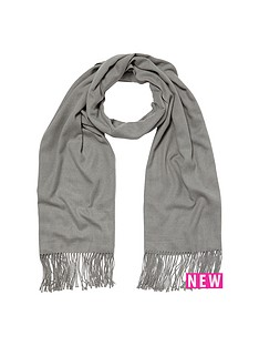 river-island-river-island-mid-weight-grey-scarf