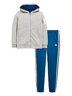 adidas-older-boy-fleece-hojo-tracksuit