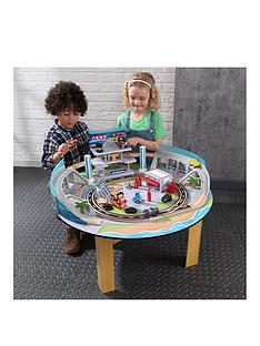 cars-kidkraft-disneybullpixar-cars-3-florida-55-piece-wooden-track-set-with-accessories-and-table
