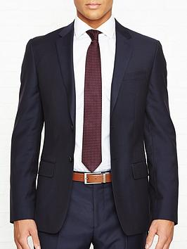 reiss-mens-ishia-polka-dot-tie-burgundy