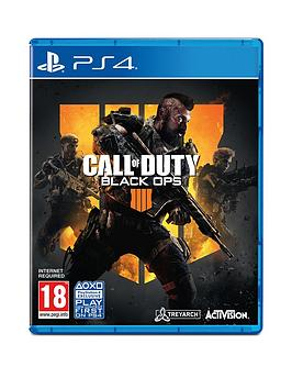 Playstation 4 Call Of Duty: Black Ops 4