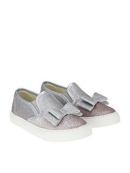 monsoon-ombre-glitter-bow-trainer