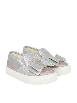 monsoon-baby-ombre-glitter-bow-trainer