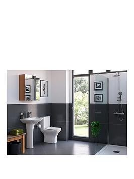 serenity-shower-suite-with-taps-ndash-includes-enclosure-pedestal-basin-toilet-and-taps