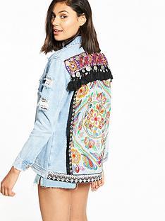 river-island-river-island-embroidered-detail-denim-jacket