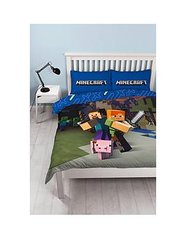 minecraft-goodguys-duvet-set