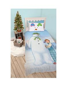 the-snowman-single-christmas-duvet-cover-set