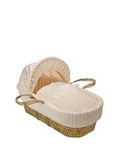 clair-de-lune-clair-de-lune-marshmallow-palm-moses-basket-amp-deluxe-rocking-stand