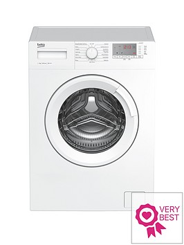 Beko WTG741M1W 7kg Load, 1400 Spin Washing Machine - White ...