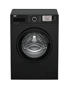 beko-wtg841m2b-slim-depth-8kg-load-1400-spin-washing-machine-next-day-delivery-black